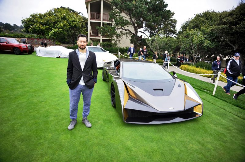 2018 SALAFF C2 Supercar Concept 7