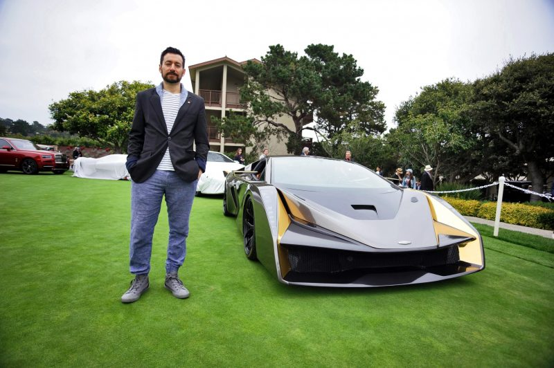 2018 SALAFF C2 Supercar Concept 8