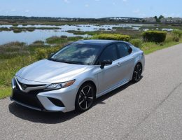 2018 Toyota Camry XSE V6 - Road Test Review w/ Performance Drive Video