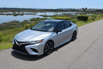 2018 Toyota Camry XSE V6 – Road Test Review w/ Performance Drive Video