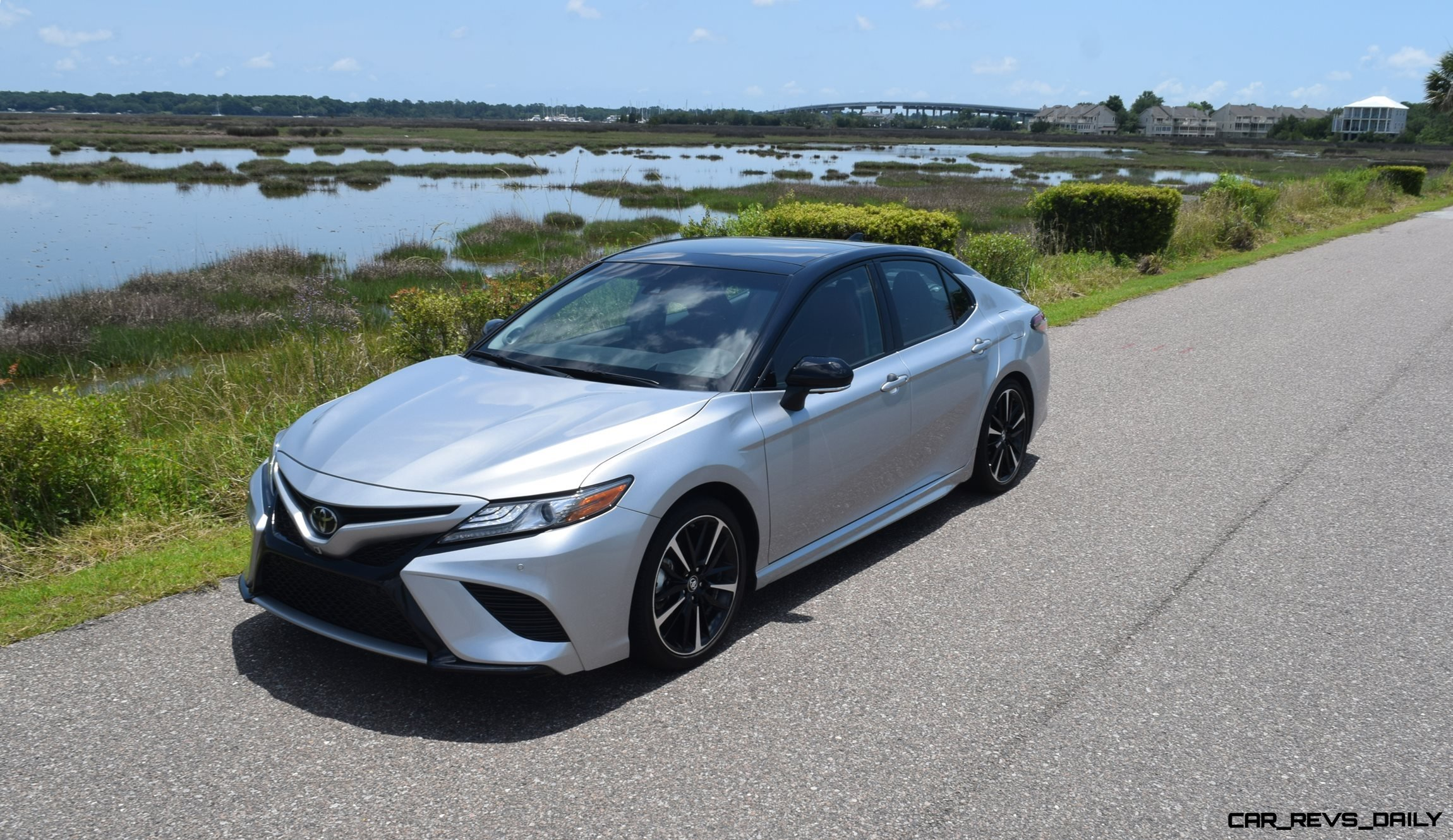 2016 Toyota Camry Xse >> 2018 Toyota Camry XSE V6 - Road Test Review w/ Performance Drive Video » LATEST NEWS