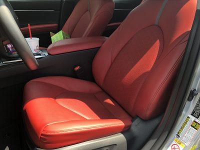 2018 Toyota Camry XSE V6 42