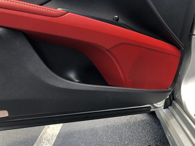 2018 Toyota Camry XSE V6 44