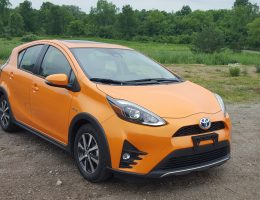 Road Test Review – 2018 Toyota Prius C – By Carl Malek