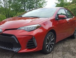 Road Test Review – 2018 Toyota Corolla SE – By Carl Malek