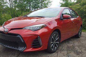 Road Test Review – 2018 Toyota Corolla SE – By Carl Malek