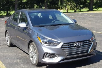 Road Test Review – 2018 Hyundai Accent Limited – By Carl Malek