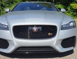 Road Test Review – 2018 Jaguar XF Sportbrake S AWD – By Carl Malek