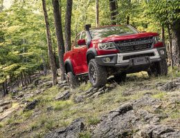Chevrolet Scorches The Trail With AEV Bred ZR2 Bison