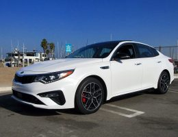 2019 Kia Optima SX Turbo – Road Test Review – By Ben Lewis
