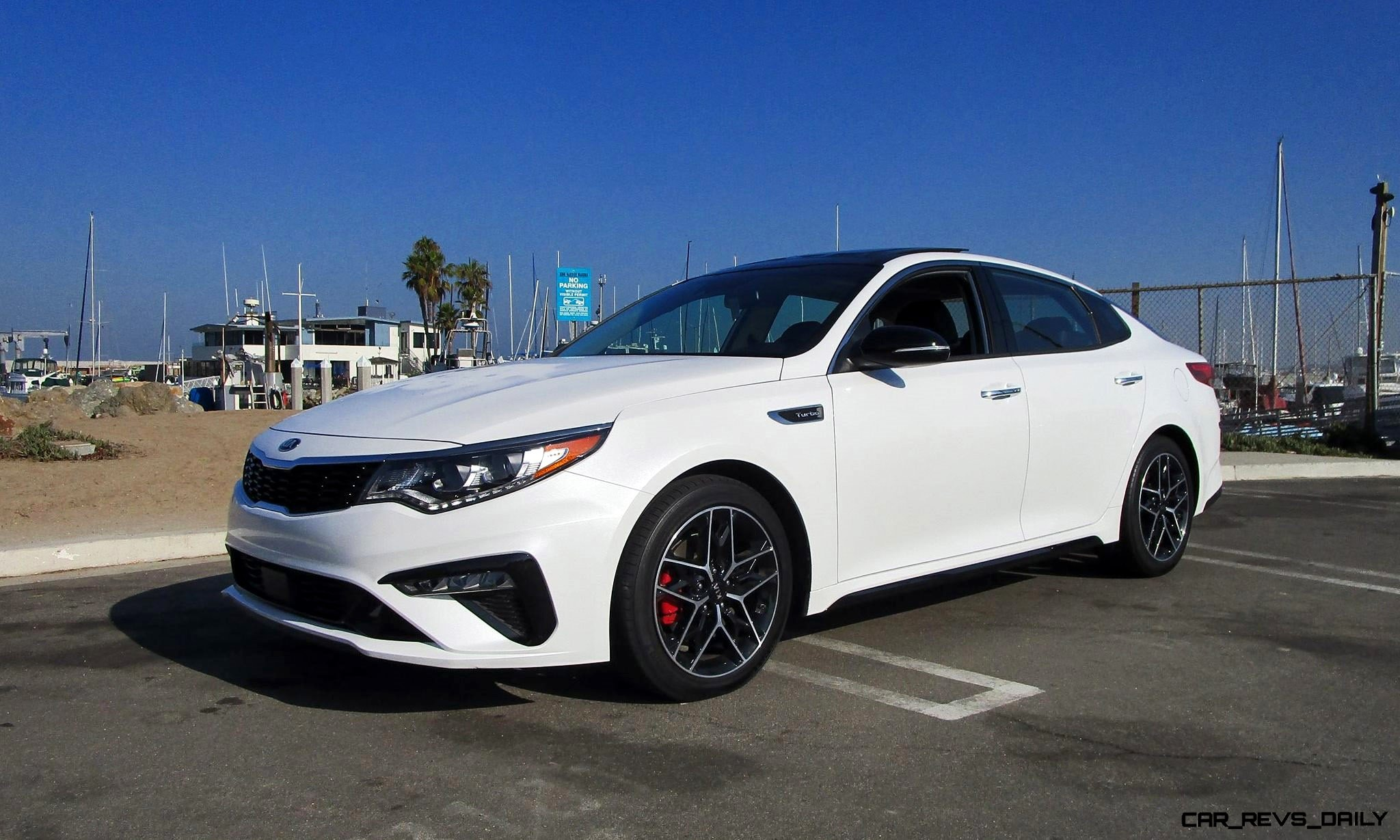 2016 Kia Optima Sx Turbo >> 2019 Kia Optima SX Turbo - Road Test Review - By Ben Lewis