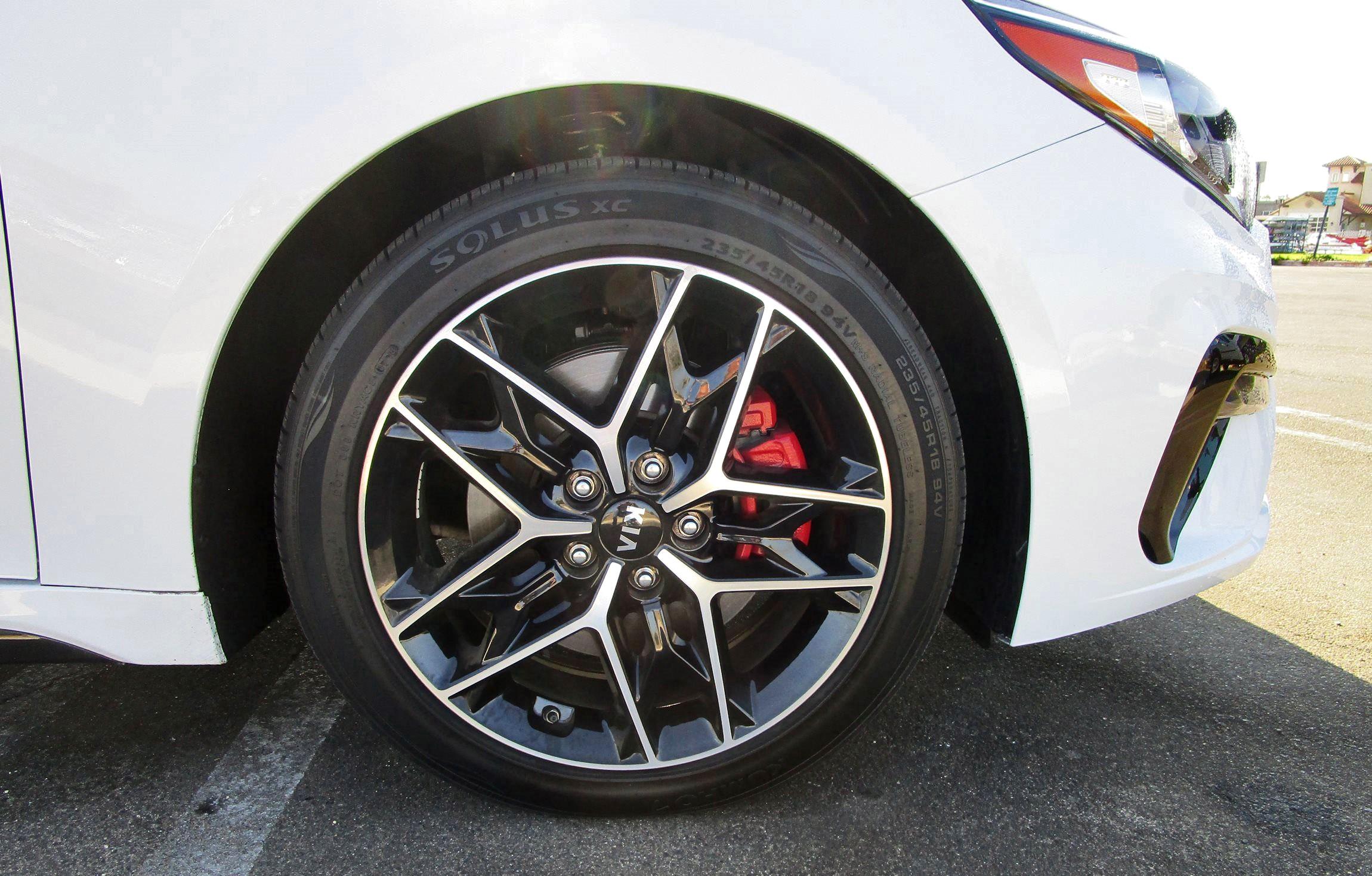 2016 Kia Optima Accessories >> 2019 Kia Optima SX Turbo - Road Test Review - By Ben Lewis