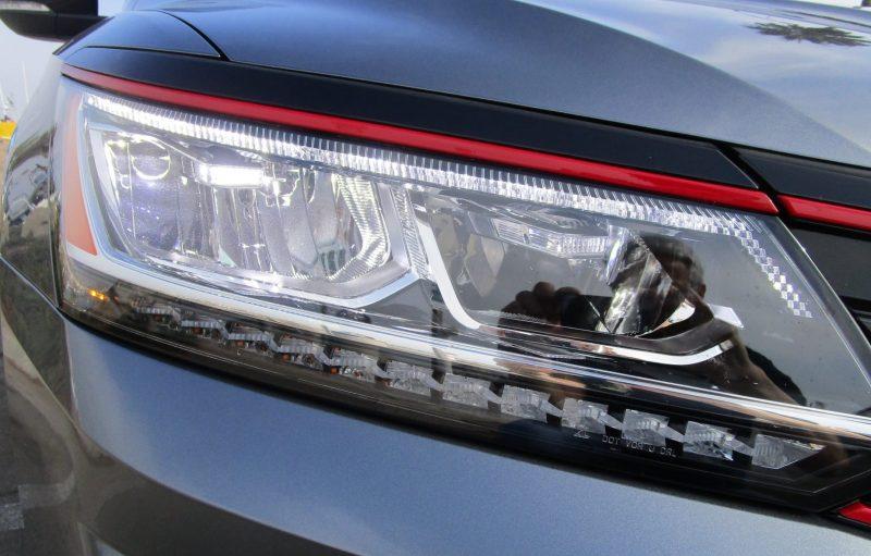 2019 VW Passat GT 5