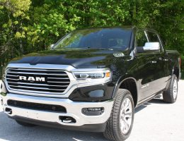 Road Test Review - 2019 Ram 1500 Laramie Longhorn 4x4 - By Carl Malek