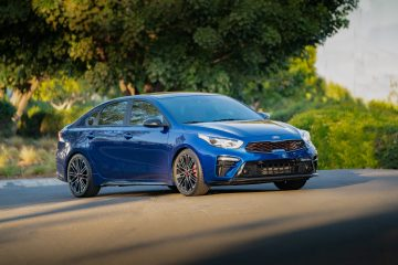 Kia Unveils 201 Horsepower 2020 Forte GT, At Last Our Prayers Have Been Answered