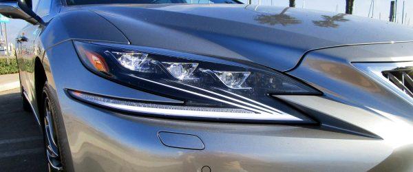 2018 Lexus LS500h Atomic Silver Ben Lewis 12