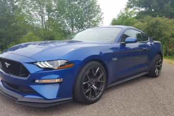 Road Test Review – 2018 Ford Mustang GT Performance Package 2 – By Carl Malek [Video]