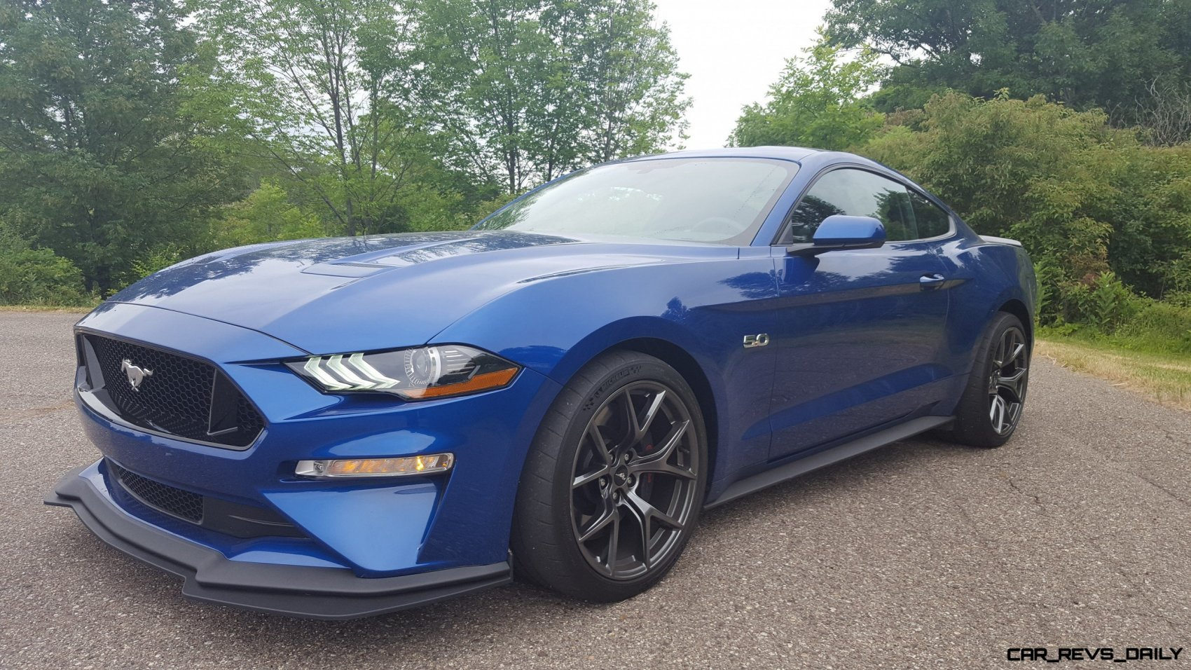 Road test review 2018 ford mustang gt performance package 2 by carl malek video