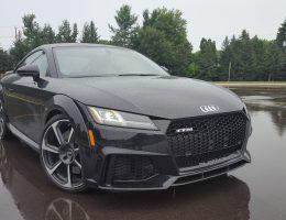 Road Test Review – 2018 Audi TT-RS – By Carl Malek