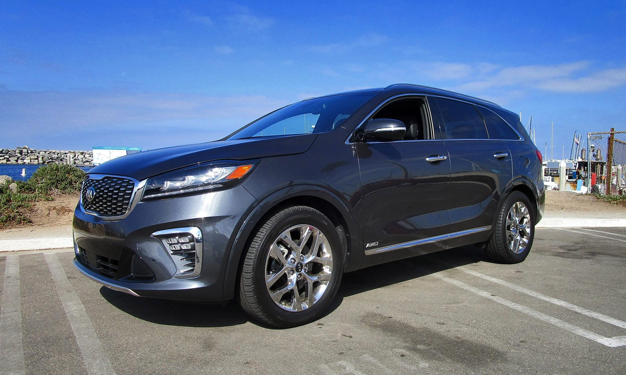 2019 kia sorento sxl awd road test review by ben lewis latest news. Black Bedroom Furniture Sets. Home Design Ideas