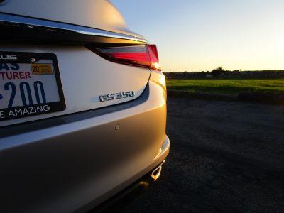 2019 Lexus ES350 20