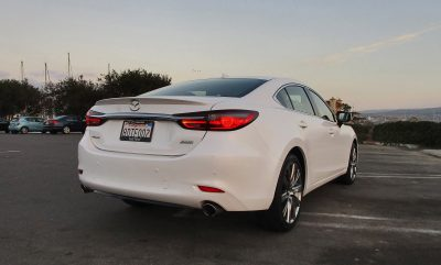2019 Mazda6 Turbo Road Test Review By Ben Lewis Car Shopping