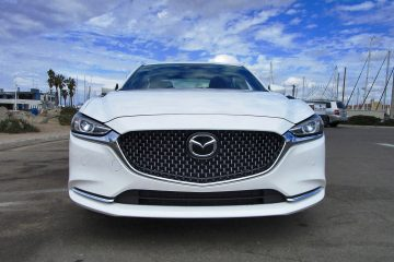 2019 Mazda6 Turbo – Road Test Review – By Ben Lewis