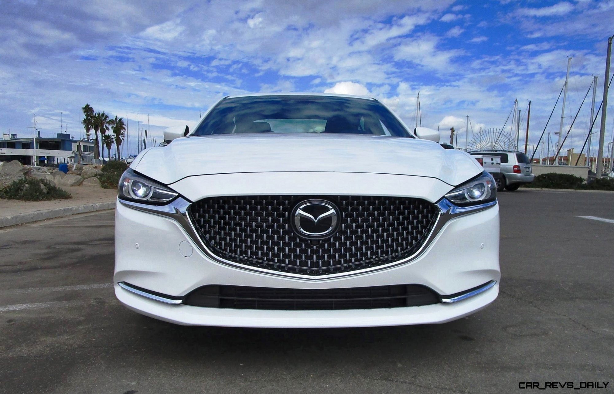 2019 Mazda6 Turbo Road Test Review By Ben Lewis
