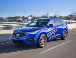 Acura Reveals 345 Horsepower RDX GRP Concept To Kick Off SEMA 2018