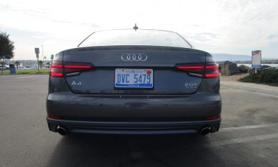 2018 Audi A4 2