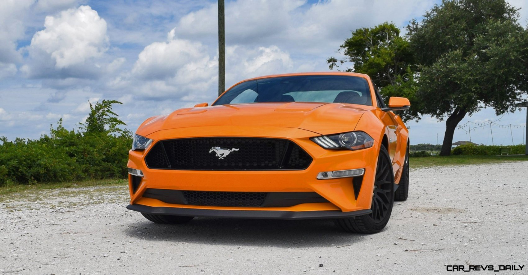 2018 ford mustang gt 5 0 6mt performance pack road test review w video