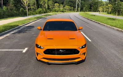 2018 Ford Mustang GT Orange 1 copy