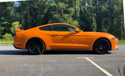 2018 Ford Mustang GT Orange 6 copy