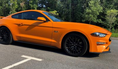 2018 Ford Mustang GT Orange 8 copy