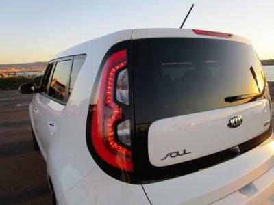 2018 Kia Soul EV 15