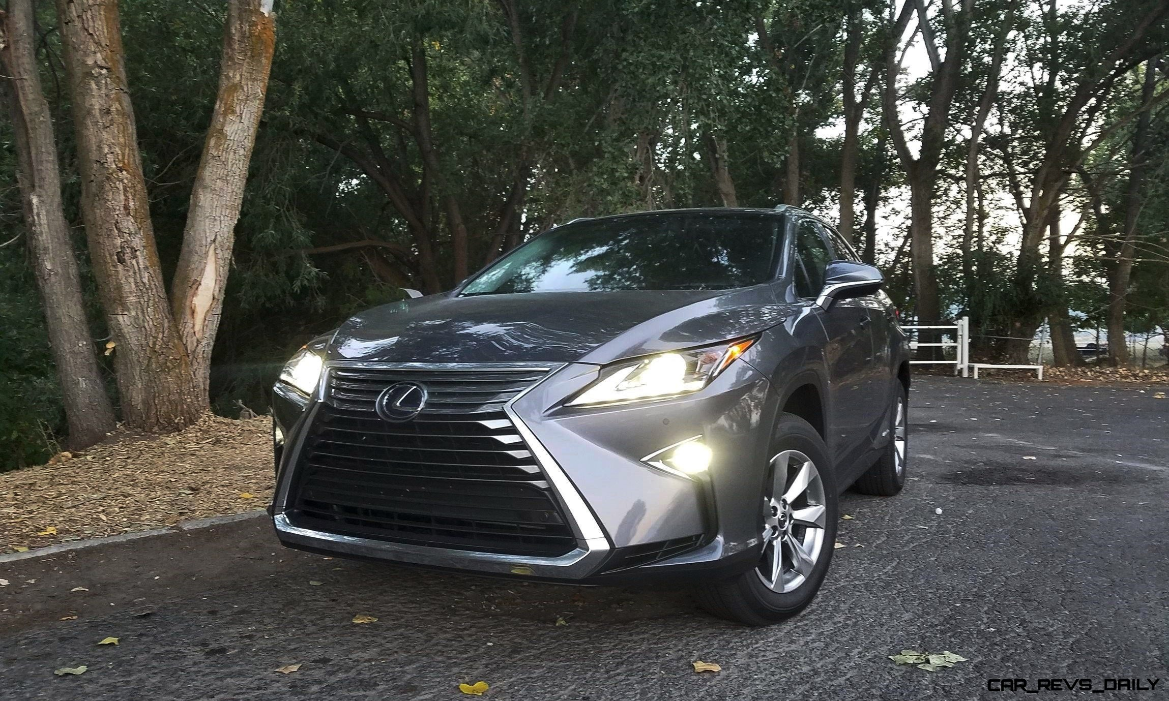 2018 lexus rx450h - road test review -matt barnes » car shopping