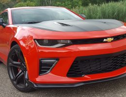 Road Test Review – 2018 Chevrolet Camaro SS 1LE 6MT – By Carl Malek