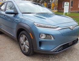 First Drive Review - 2018 Hyundai Kona EV Ultimate - By Carl Malek