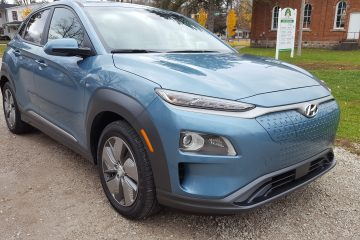 First Drive Review – 2018 Hyundai Kona EV Ultimate – By Carl Malek