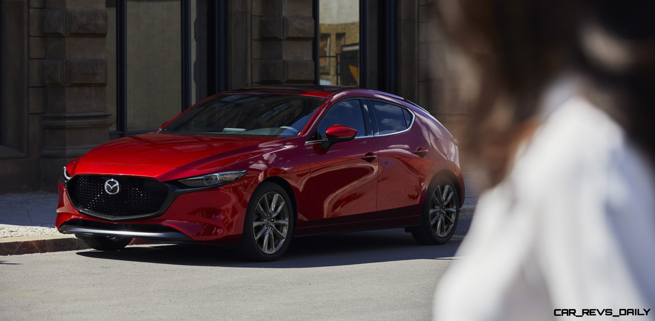 Mazda Goes All In With 2019 Mazda 3, Adds AWD For First Time Ever