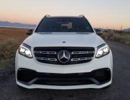 2019 Mercedes-AMG GLS63 - Road Test Review - By Matt Barnes