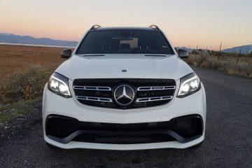 2019 Mercedes-AMG GLS63 – Road Test Review – By Matt Barnes