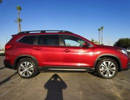 2019 Subaru ASCENT Premium – Road Test Review – By Ben Lewis