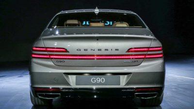 2020 Genesis G90 8