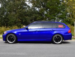Car Mods – BMW Wagon Makeover w/ 3M 1080 Color Wrap & Tints