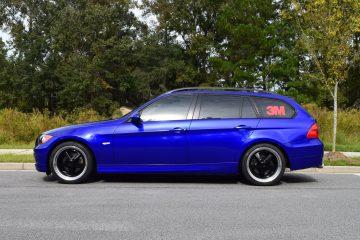 Car Mods – BMW Wagon Makeover w/ 3M 1080 Color Wrap & Tints