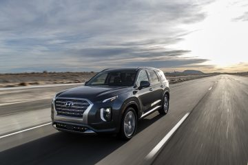 Hyundai Unveils Luxurious Three Row Palisade In L.A.