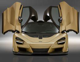 Novitec to Release Limited Edition N-LARGO McLaren 720S