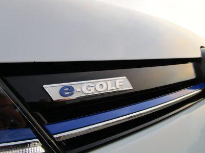 VW e-Golf 10