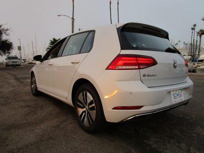VW e-Golf 16